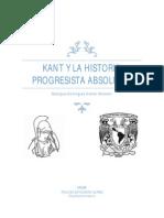 Kant y Hegel Una Historia Progresista