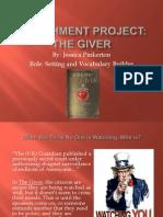 enrichment project