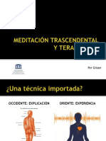 Meditación Trascendental