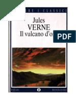 Jules Verne - Il Vulcano d'Oro (Originale)
