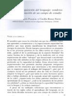Senderos en la adquisición del lenguaje.pdf