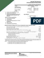 datasheet MOC3011