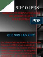 Las Niif o Ifrs Erwin