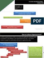 7. Cultura Organizacional - Conflictos