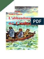 Jules Verne - L'Abbandonato Del Cynthia
