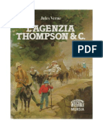 Jules Verne - L'Agenzia Thompson & C