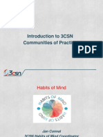Communities of Practice Introductions