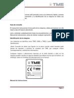 Manual TME en Español