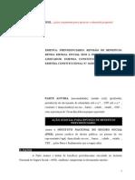 11.1- Pet. Inicial - Revisão - Novos Tetos Das Emendas Constitucionais 20 de 1998 e 41 de 2003