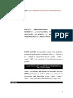 14.1- Pet. Inicial - Revisão - Aposentadoria Por Invalidez – Aplicação Da Súmula 260 Do Extinto TFR