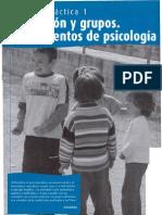 TEMA 1 FUNDAMENTOS DE PSICOLOGÍA
