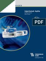 Data Sheet Injectomat Agilia