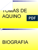TOMAS DE AQUINO