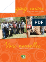 emerging voices in ict and agriculture