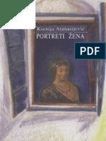 Ksenija Atanasijević - Portreti Žena