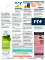 Pharmacy Daily for Tue 03 Jun 2014 - Oxycodone concern, Call to restrict pholcodine, Pharm Congress reg open, Student Bus Plan comp and much  more