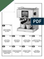 Masina de Cafea Espresso 13z018