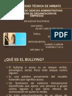 Bullying Presentación