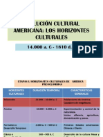 Horizontes Culturales Americanos