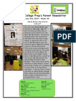 Newsletter - 6.2.2014