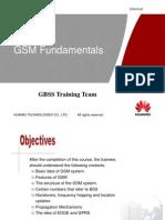 GSM Fundamentals Huawei