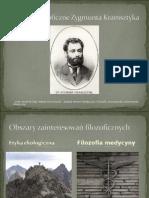 Marek Wichrowski - Poglądy filozoficzne Zygmunta Kramsztyka