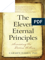 The Eleven Eternal Principles by Carmen Harra - Excerpt