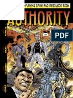 The Authority RPG