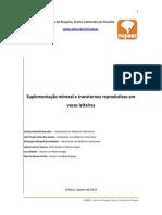 Suplementação Mineral e Transtornos Reprodutivos Em