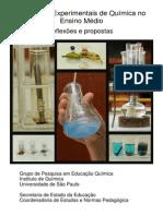 Atividades Experimentais de Química No ENSINO MEDIO