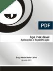 Aço Inoxidável - Aplicações e Especificações