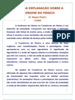 207 RESUMIDA EXPLANAÇÃO SOBRE A SÍNDROME DO PÂNICO