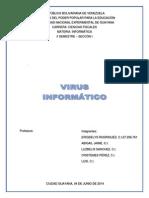 Trabajo Virus Informatico (Erigdelys)