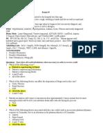 Pharmacokinetics+-+Exam+3+spr+2012+answer+key