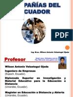 Compañias en El Ecuador