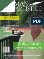 """Revista """"Ademan Artístico"""""""