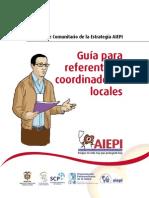 Guía Para Referentes y Coordinadores Locales