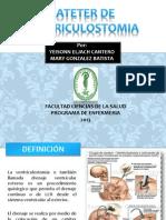 Cateter de Ventriculostomia