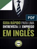 Guia Rápido Para Uma Entrevista de Emprego Em Inglês