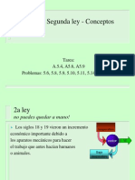 2a Ley Conceptos