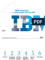 Ibm 1467 the Mdm Advantage
