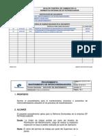 Mantenimiento de Intercondensadores (v02)