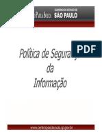 Aula 03 Politicadesegurança