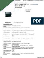 Impresora HP Designjet 510
