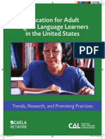 Education for Adult