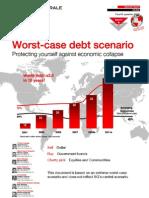 Société Générale Worst Case Debt Scenario Fourth Quarter Nov 2009