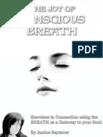 The Joy of Conscious Breath