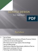 Technical Help Desk - Service Design