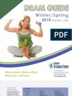 TLC Winter/Spring 2010 Program Brochure