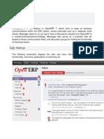 Messaging - OpenERP